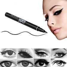 Cosmétique Eyeliner Eye Liner Liquide Paupières Yeux Maquillage Noir Waterproof