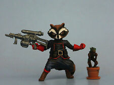 ROCKET RACCOON & GROOT - Marvel Universe Guardians of the Galaxy Team Pack