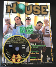 IN THE HOUSE MAGAZINE 25 ANIVERSARIO INCLUYE CD - RAY PIRIN , RUBIO -CD