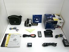 Sony HandyCam HDR-SR10 FULL HD 40 GB HDD Hybrid Camcorder NightShot + Dock