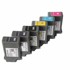 PFI-102 New Compatible ink cartridge for Canon ipf 500/600/700- A Set of 6