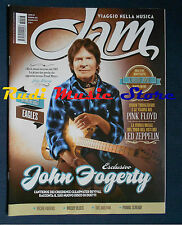 Rivista JAM 203/2013 John Fogerty Pink Floyd Led Zeppelin Eagles Nomadi No cd