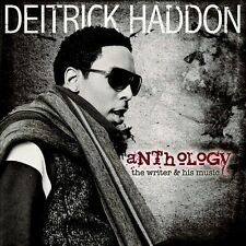 Anthology: The Writer & His Music (Deluxe Edition) (CD + DVD), Deitrick Haddon,