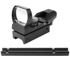 Scope Mount Rail + Tactical Reflex Sight Fits Marlin 1895 Camp 9 40 45 Carbine