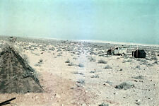 WW2 photo German in North Africa by Erwin Rommel #03