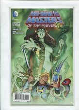 HE-MAN AND THE MASTERS OF THE UNIVERSE #12 NM/M