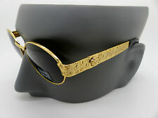 Versace Gianni Sunglasses Mod X01 Col 030 Genuine Vintage New Old Stock