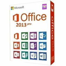 MICROSOFT OFFICE 2013 PROFESSIONAL PLUS ITA 32/64 BIT ESD KEY