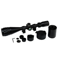 Red & Green Range finder Reticle 4-16x50AOL Riflescopes Hunting /Air Rifle Scope