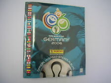 ALBUM Figurine Panini CALCIATORI GERMANY 2006 -ORIGINALE SIGILLATO / SEALED