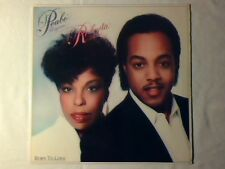 PEABO BRYSON ROBERTA FLACK Born to love lp USA MARCUS MILLER MINT!!!