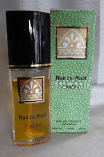 NUIT DE NOEL DE CARON 1.0 OZ / 30 ML EDT SPRAY WOMAN OLD CLASSIC VERY RARE