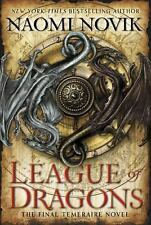 Temeraire: League of Dragons 9 by Naomi Novik (2016, Hardcover)