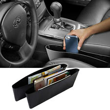 Car Auto Accessories Seat Seam Storage Box Phone Holder Organizer DI