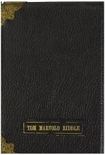 Harry Potter Tom Riddle's Diary Leather Cover Metal Detailing Notebook