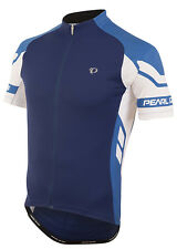 Pearl Izumi Elite Bike Cycling Bicycle Jersey Blue Depth/Sky Blue - Large