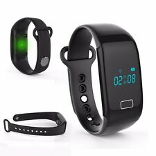 JW018 Smart Watch Heart Rate Monitor Touch Bracelet Bluetooth Android Wear