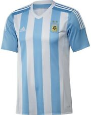 100% Authentic Adidas Junior Argentina Home Shirt 2015/16, Size: 13-14 Years