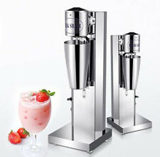 CE Soft Ice Cream Speed Mixer Milkshake Cyclone Machine Commercial/Household Use