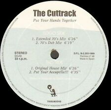 THE CUTTRACK - Put Your Hands Together - TRIBUTE