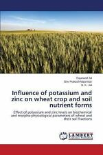 Influence of Potassium and Zinc on Wheat Crop and Soil Nutrient Forms by Jat...