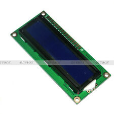 NEW 3.3V LCD 1602 Blue Backlight 16*2 Lines White Character LCD module 1602A D