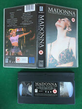 VHS - MADONNA THE GIRLIE SHOW LIVE DOWN UNDER - 1993 Music Tour (NO MC DVD)