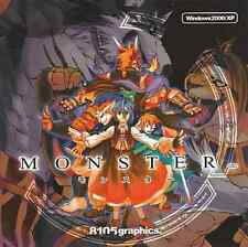 New! Doujin PC Game MONSTER KEMONO Fighting 8105graphics  last one Japan