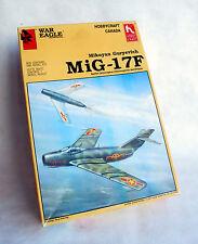 War Eagles/Hobbycraft ● Mikoyan Guryevich MiG-17F ● Maqueta Escala 1/48