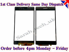 New Original SONY Xperia Z2 D6502 D6503 Front Touch Screen Digitizer Glass Lens