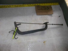 INDIAN 75cc 197? rear brake pedal/rod I have more parts for this bike/others