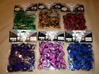 NEW 300 CT *BLACK* TIE-DYED colorful DIY Loom bands for your rainbow loom