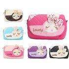 Cute Kids Children Girls Princess Bowknot Handbag Shoulder Bags Messenger Purse