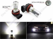 2pcs H8 Bulbs 40W High Power CREE LED 360-degree shine For Kia Optima 2011-2013