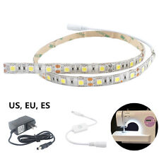 Sewing Machine LED Lighting Kit Attachable Led Strip - Fits All Sewing Machines