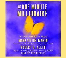 The One Minute Millionaire: The Enlightened Way to Wealth by Mark Victor Hansen