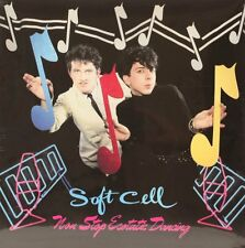 Non Stop Ecstatic Dancing  SOFT CELL Vinyl Record