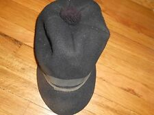Antique Original CABBIE NEWSBOY GATSBY DRIVER HAT CAP OLD  VINTAGE JOCKEY Winter