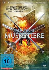 Die Drei Musketiere ( Action-Thriller ) mit Heather Hemmens, Alan Rachins NEU