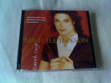 MICHAEL JACKSON - EARTH SONG - UK CD SINGLE