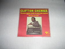 CLIFTON CHENIER 45 TOURS FRANCE CHOO CHOO BOOGIE