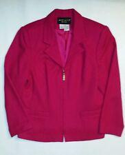 """Women's pink 100%Wool jacket size12P by """"Casablanka"""""""