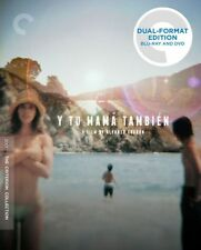 CRITERION COLLECTION: Y TU MAMA TAMBIEN - BLU RAY - Region A - Sealed