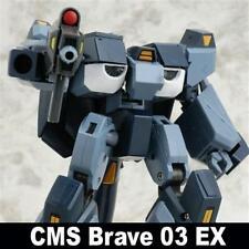 CMS BRAVE 03 EX MOSPEADA DARK LEGIOSS PILOTLESS TYPE ACTION FIGURE ES AQ1287