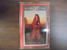"NEW SEALED ""Kathy Mattea"" Time Passes By  Cassette Tape   (G)"