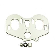 AXIAL SCX10 Dual Motor Mount Kit for RC Axial SCX-10 Rock Crawler Silver