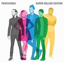 PENTATONIX - PENTATONIX (SUPER DELUXE VERSION) 2 CD NEW+