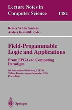 Field-Programmable Logic and Applications : 8th International Workshop,...