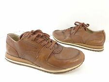 Men's Vince Camuto Gori Leather Sneakers Brown Size 10 M