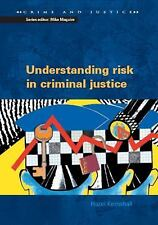 Understanding the Management of High Risk Offenders Crime & Justice
